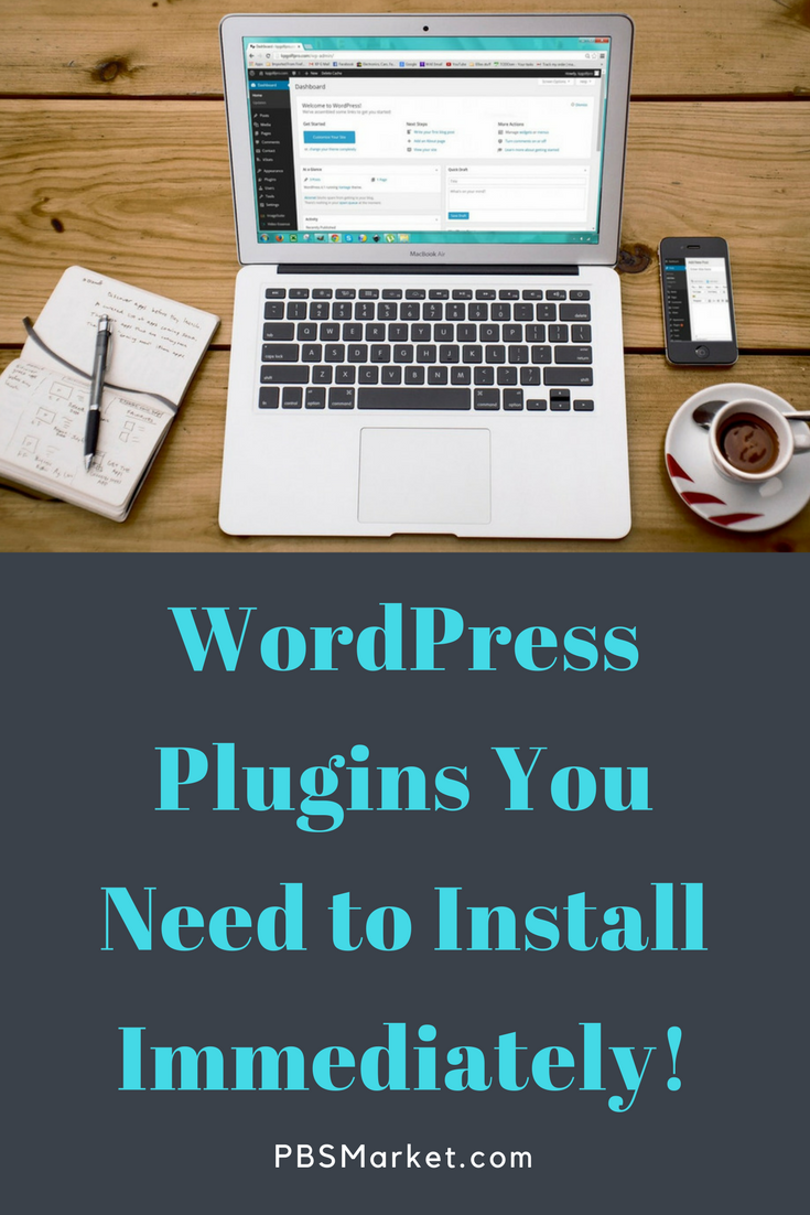 wordpress plugins you need to install