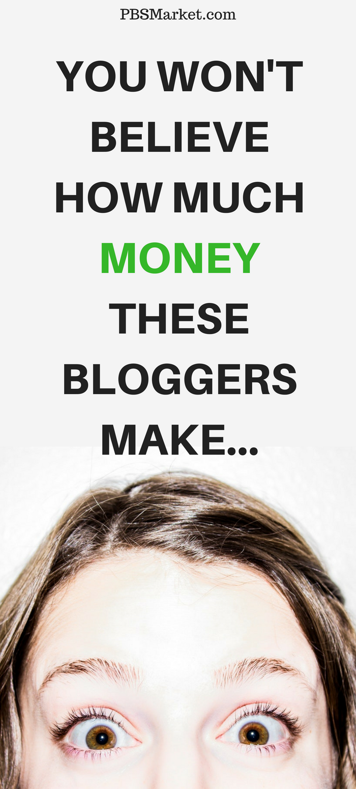 do bloggers really make money online
